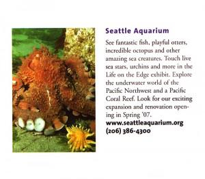 Aquarium Ad